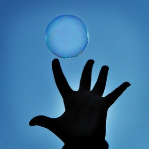 Bubble within reach by justmakeit (CC-BY-NC)