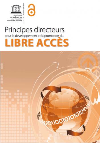 Principes directeurs pour le développement et la promotion du libre accès